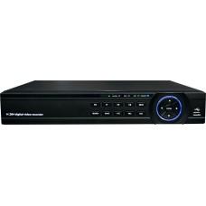 Гибридный видеорегистратор (AHD,Analog,IP) Cube CU-AHDV3008HH