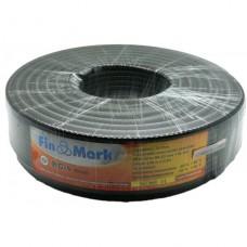TV кабель FinMark RG6 (100м)