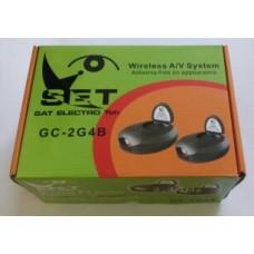 Видео Sender SET GC-2G4A