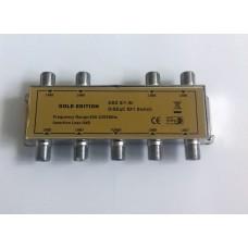 DiSEqC 8x1 GLOBO GOLD EDITION DSG 8/1