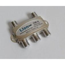 DiSEqC 2.0 4x1 LionSAT LS-4D
