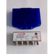 DiSEqC 2.0 4x1 OpenFox GD-41E в кожухе