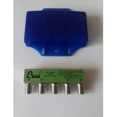 DiSEqC 2.0 4x1 Qsat DS-41K6 в кожухе