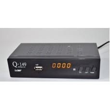 Эфирный ресивер Q-SAT Q-149 IPTV