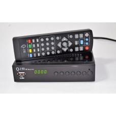 Эфирный ресивер Q-SAT Q-150 IPTV
