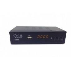 Q-SAT Q-148 IPTV DVB-T2 Dolby Digital AC3