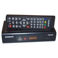 Эфирный ресивер Romsat T2020