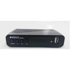 Эфирный ресивер Simax T2 GREEN HD