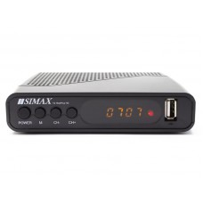 Эфирный ресивер Simax T2 RED PLUS HD IPTV