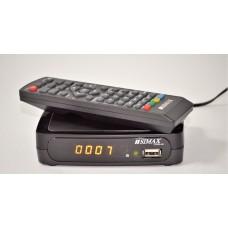 Эфирный ресивер Simax T2 RED HD