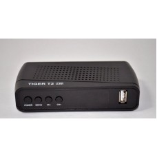 Эфирный ресивер Tiger T2 IPTV Mini