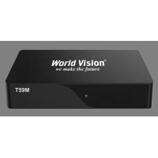 Эфирный ресивер World Vision T59m
