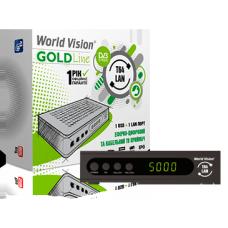 Эфирный ресивер World Vision T64 LAN