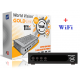 Эфирный ресивер World Vision T64m + WiFi адаптер