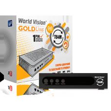 Эфирный ресивер World Vision T64m