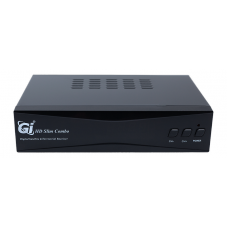 GI HD Slim Combo DVB-S2/T2