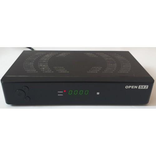 Спутниковый HD ресивер Open SX2 HD AC3: обзор, описание